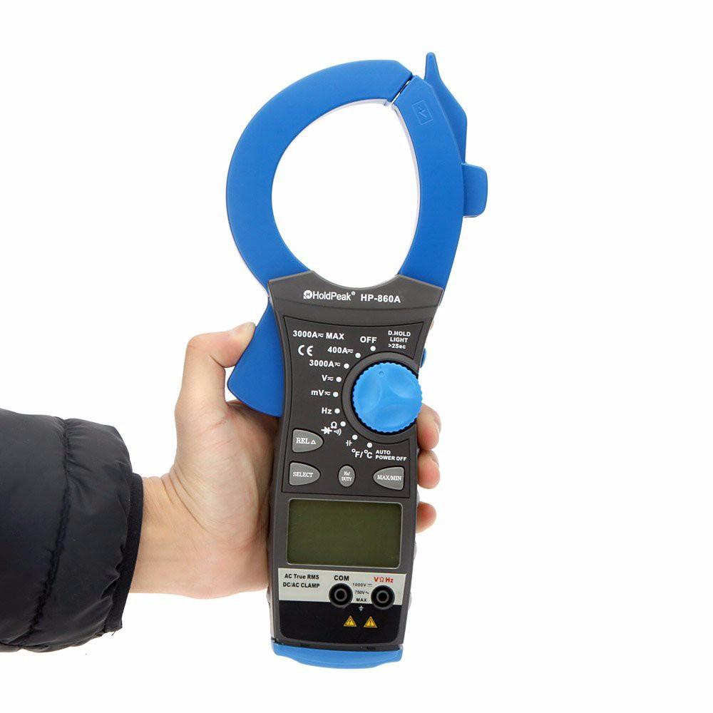 HoldPeak hp6205 dc clamp meter working principle factory for electricity chemical industries-1