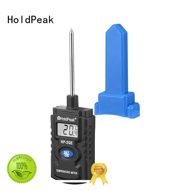 HoldPeak unique digital indoor hygrometer company for verification