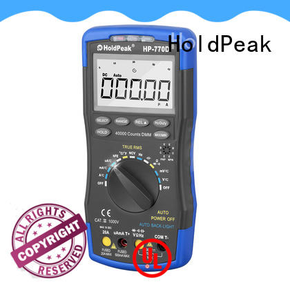 good looking parts of multimeter and its function portable factory for electronic