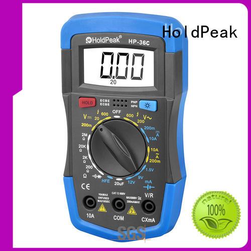 portable digital multimeter meter reading Supply for measurements