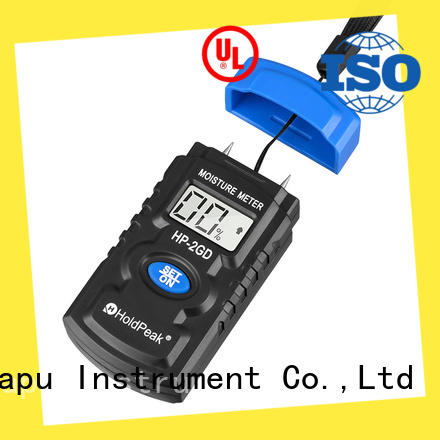 HoldPeak widely used moisture meter results manufacturers for testing