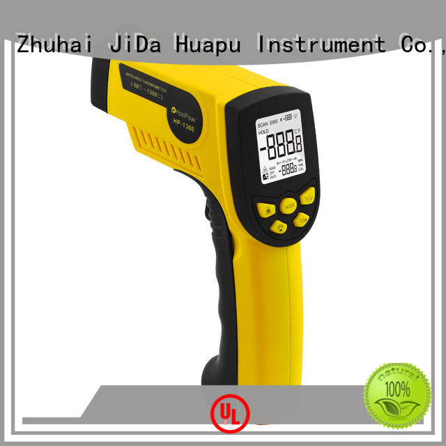 easy to carry handheld infrared thermometer digital for military