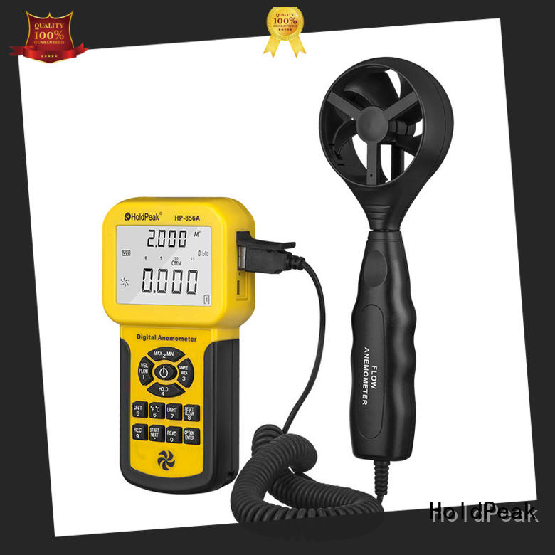 Digital Wind Speed meter USB Wind Speed Meter Anemometer  HP-856A