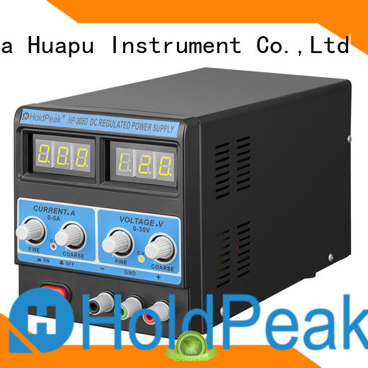 selling digital power supply from china for communcations for manufacturing HoldPeak