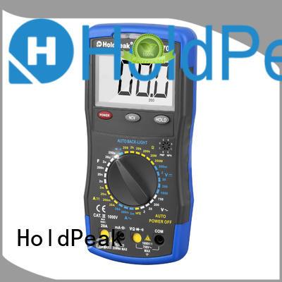 HoldPeak lcd insulation multimeter Supply for testing