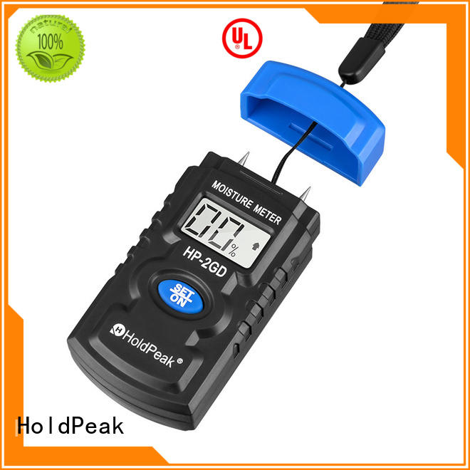 HoldPeak Latest grass moisture meter company for electrical