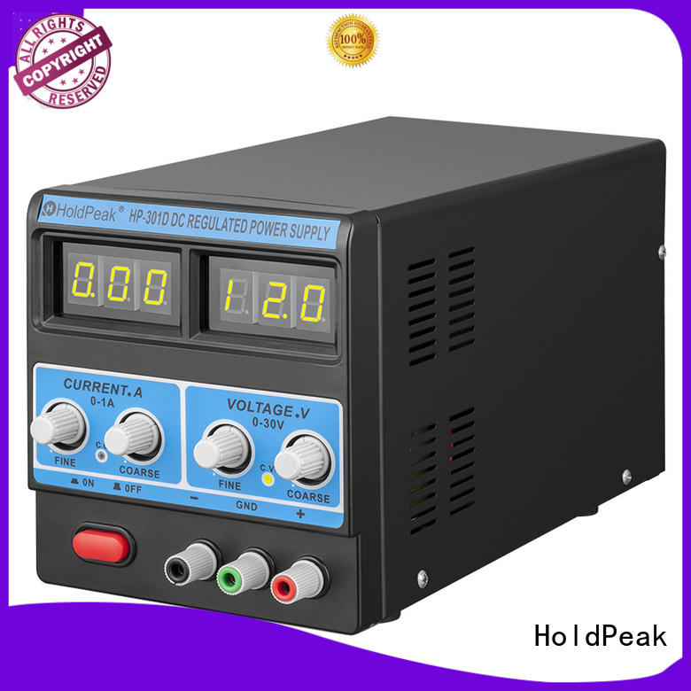 adjustable power supply dc for smelting HoldPeak