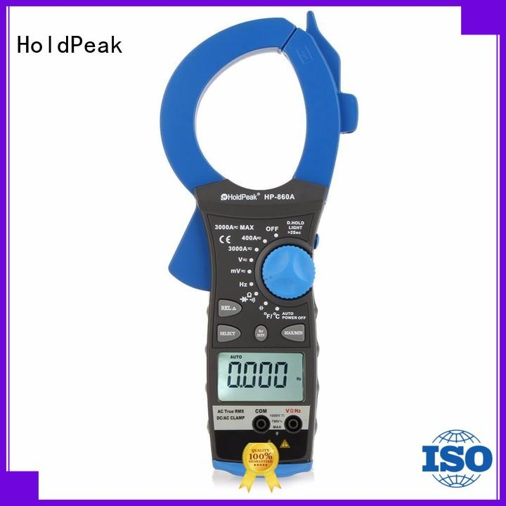 HoldPeak hp870h digital clamp meter manual manufacturers for smelting