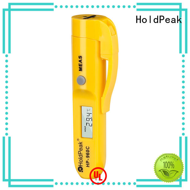 HoldPeak hp981d buy non contact thermometer manufacturers for inspection