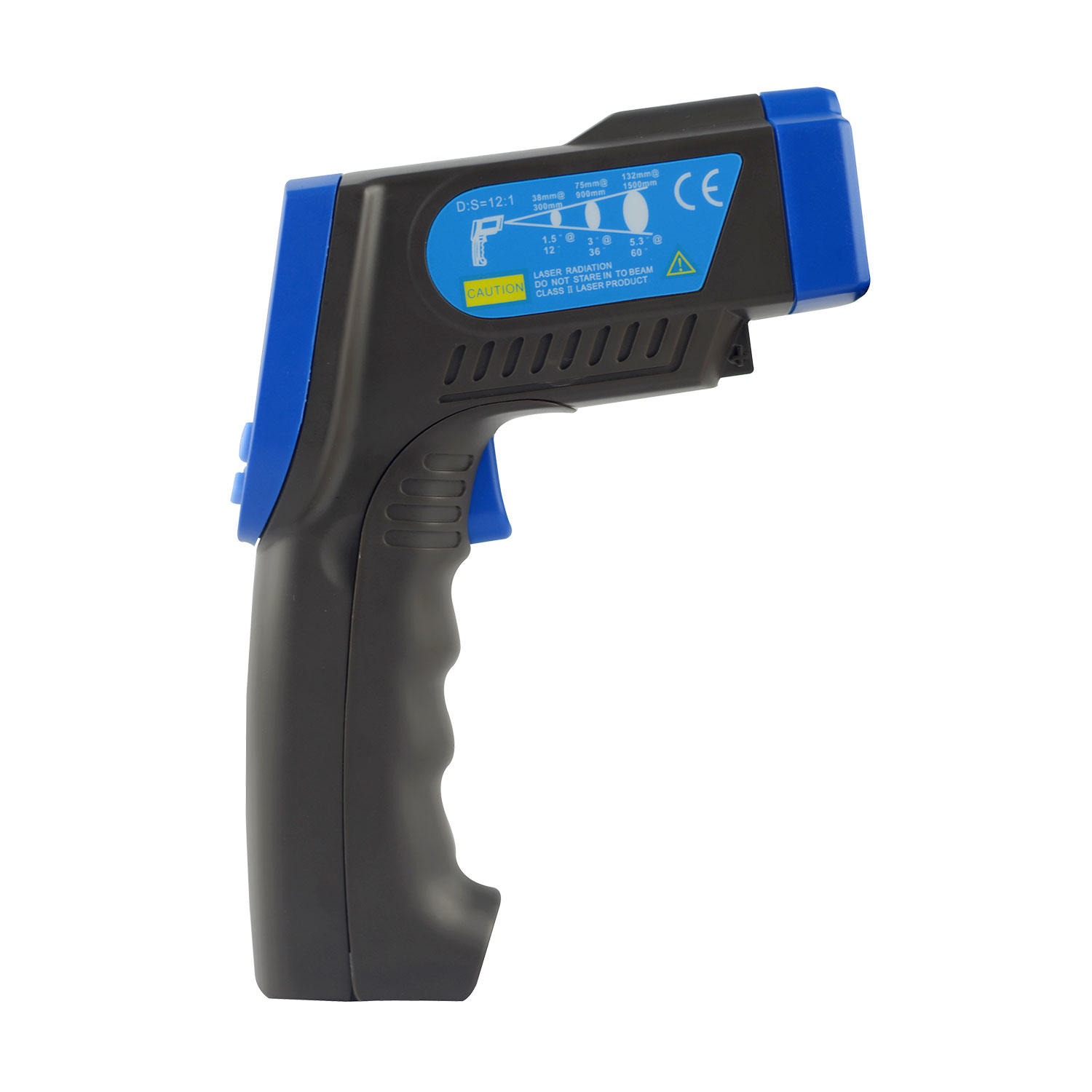infrared thermometer, low temperature infrared thermometer  with laser target  HP-320