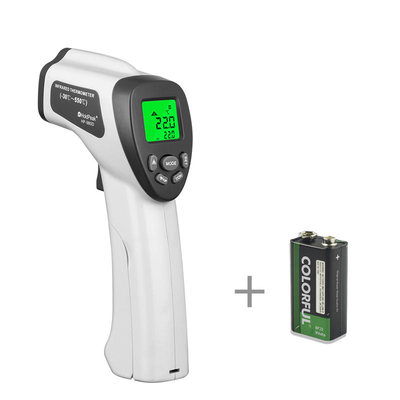 IR Thermometer low price  infrared temperature gun Non-Contact Thermometer  HP-980D