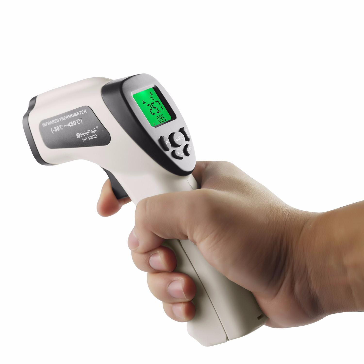 durable infrared thermometer measure water temperature ir company for customs
