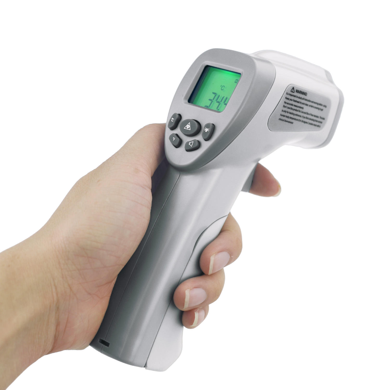 Infrared Thermometer Alarm set infrared thermometer Body IR Thermometer HP-980B