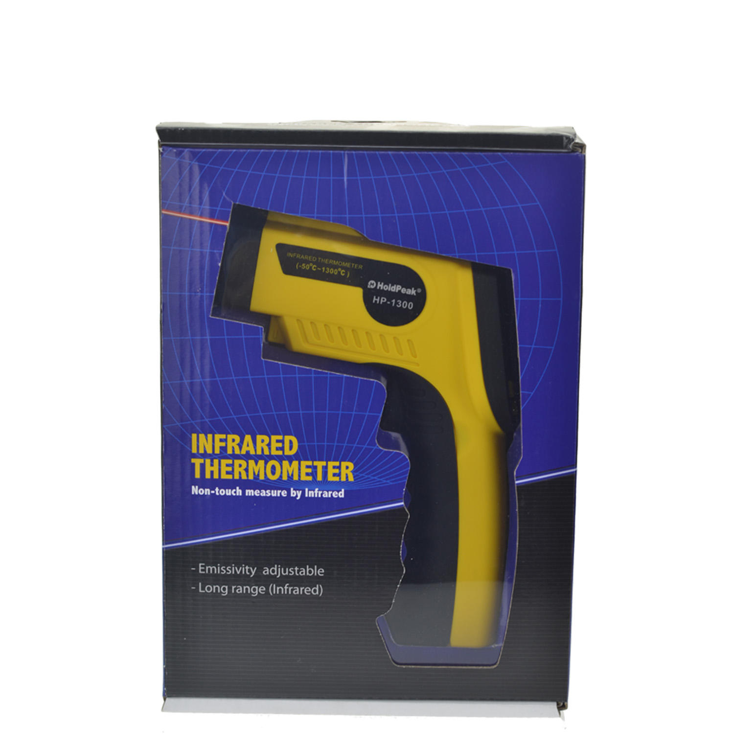 HoldPeak Custom body infrared thermometer manufacturers for military