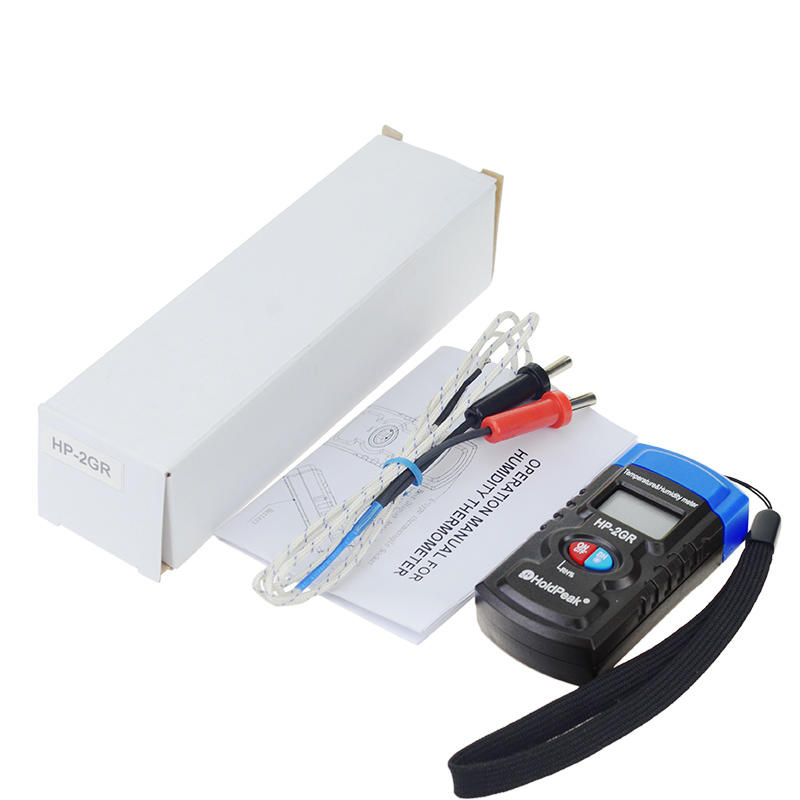 automatic digital relative humidity sensor thermometer Supply for verification