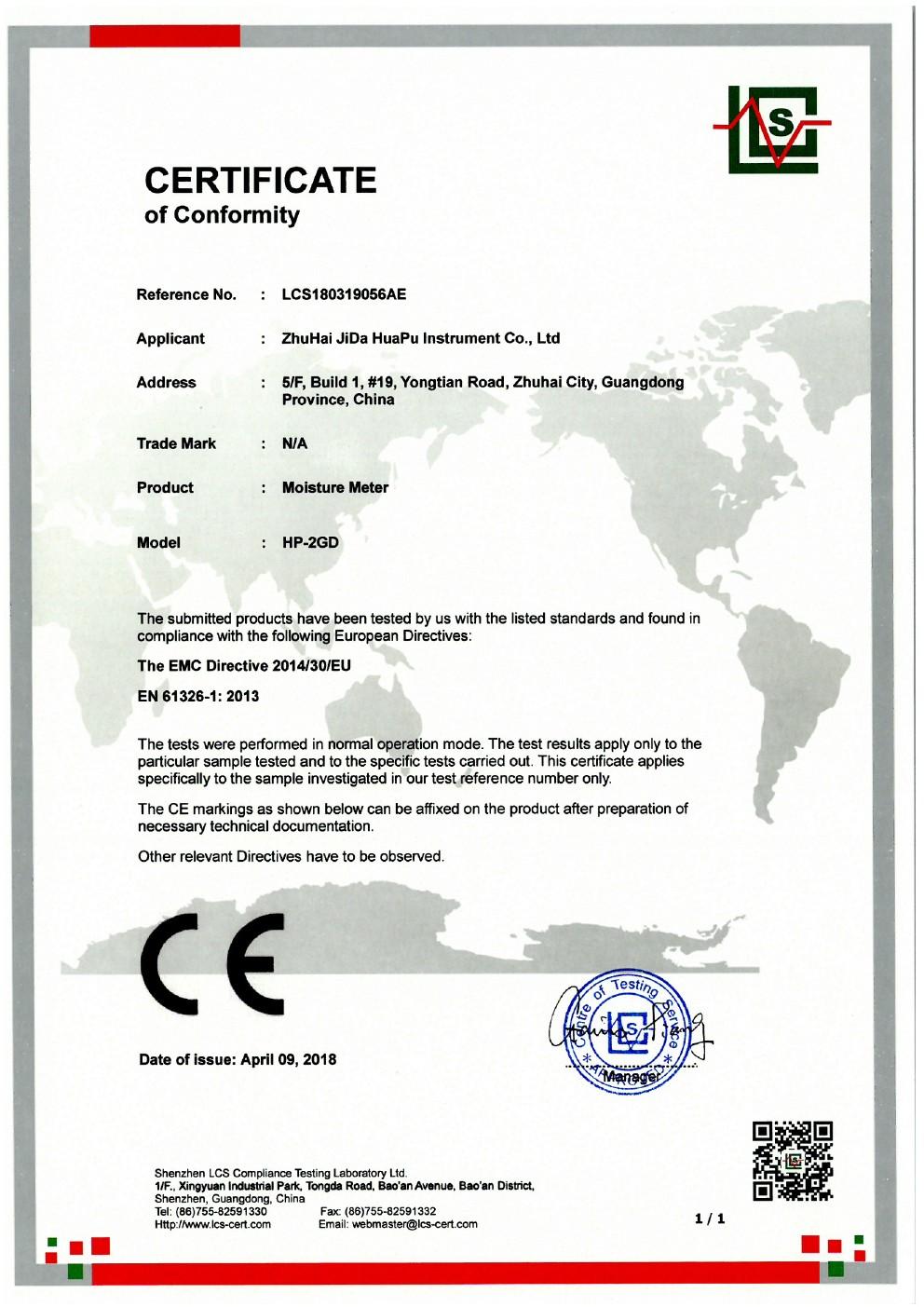 HoldPeak easy to use moisture meter for plants export for testing-6