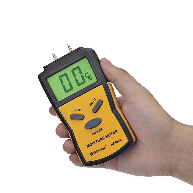 video-HoldPeak seller non invasive moisture meter reviews manufacturers for testing-HoldPeak-img-1