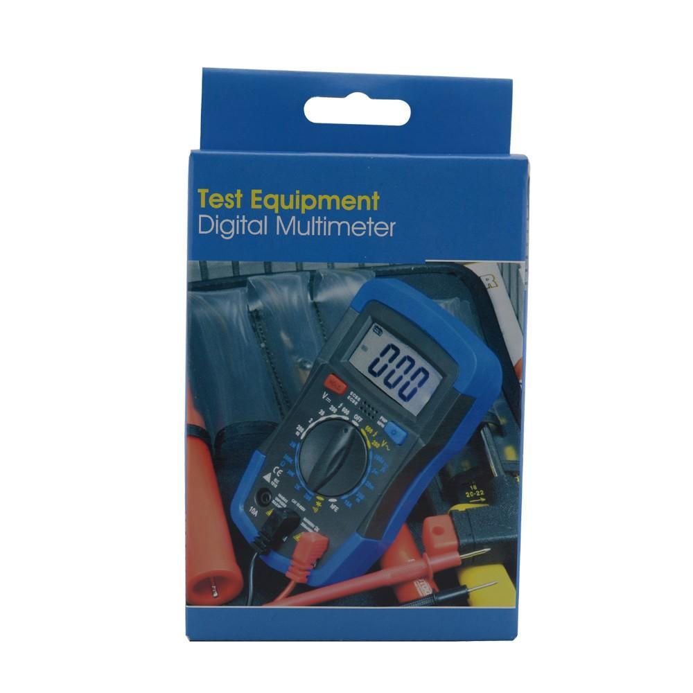 HoldPeak portable multitester manual Supply for physical