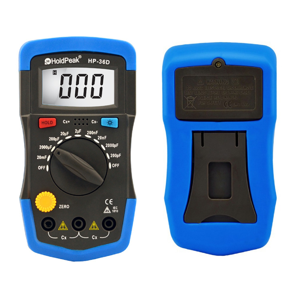 portable ac current multimeter portable for business for measurements-4