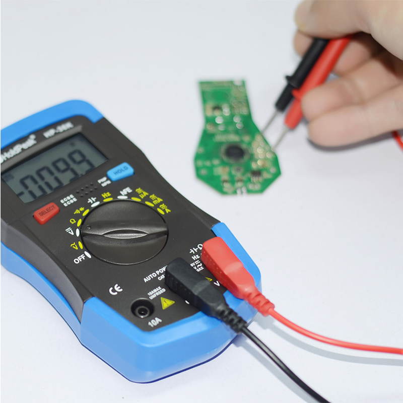 portable ac current multimeter portable for business for measurements-6