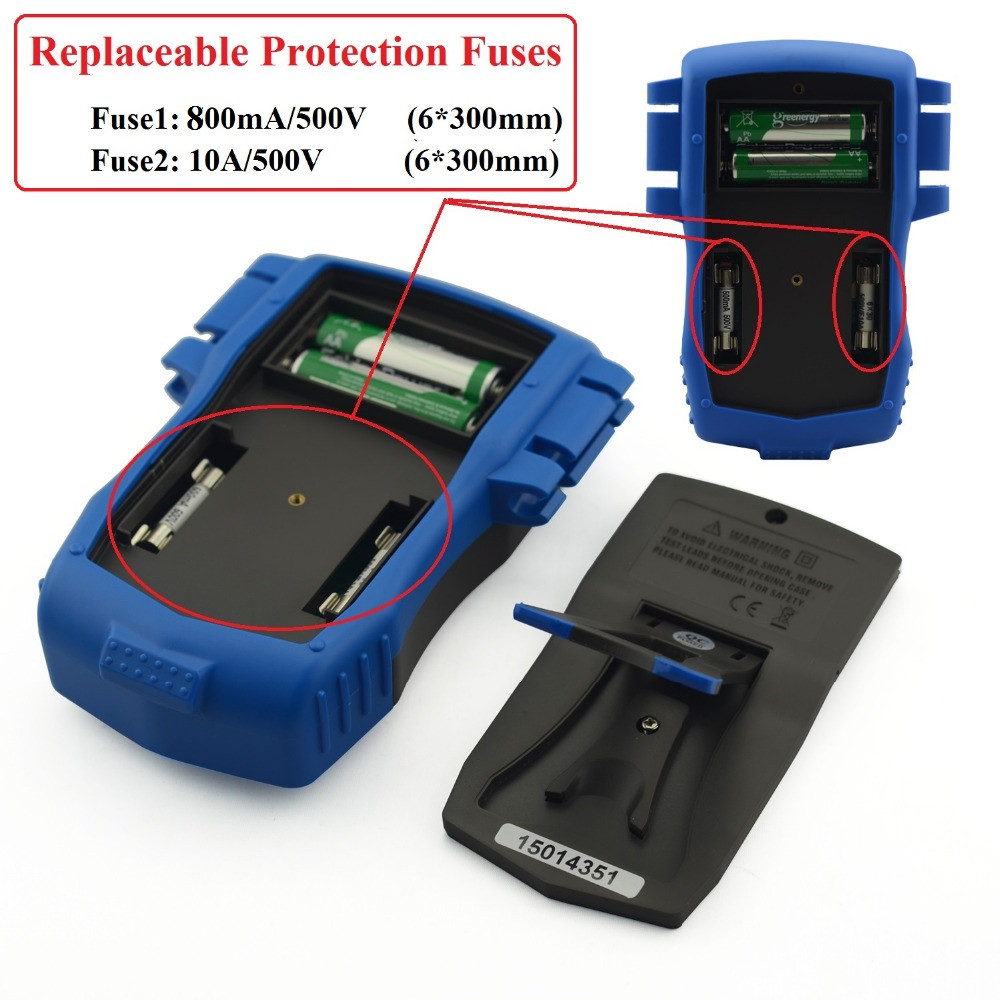 product-Resistance Multimeter for resistance,capacitance,temperature,frequency HP-37C-HoldPeak-img