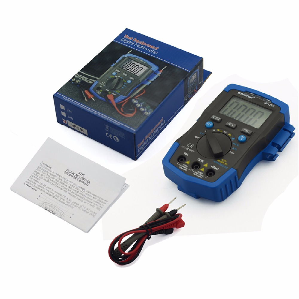 HoldPeak stable how can use multimeter factory for electronic-5
