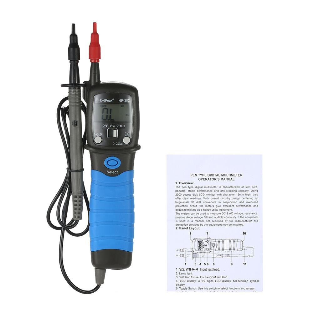 easy to use digital multimeter online purchase testauto for business for physical