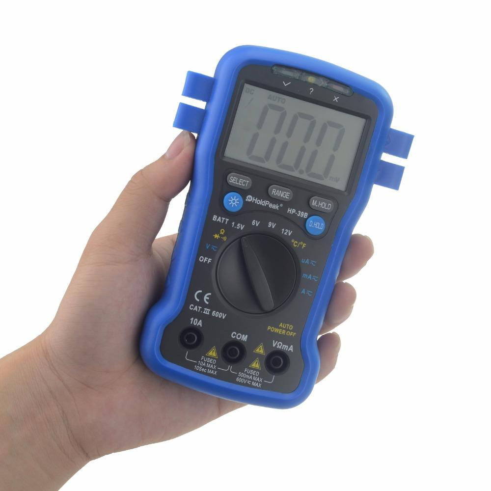 HoldPeak rms multimeter user manual Suppliers for testing