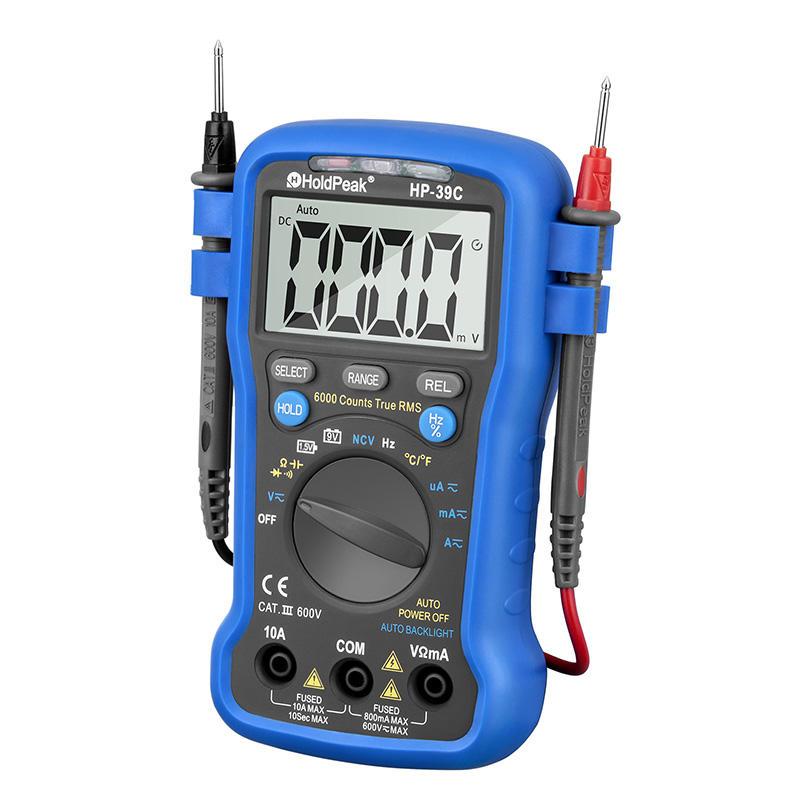 Auto-Varying Digital Multimeter, perfect DIY hand tool,HP-39C