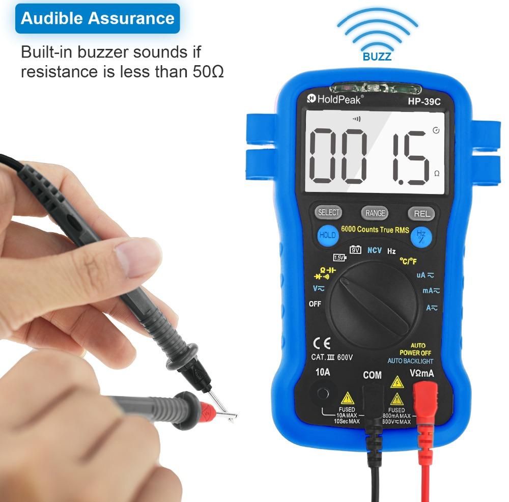 product-HoldPeak-Auto-Varying Digital Multimeter, perfect DIY hand tool,HP-39C-img