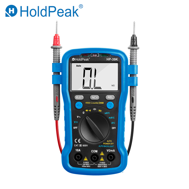 HoldPeak selecttrue electronic multi tester Suppliers for testing-2