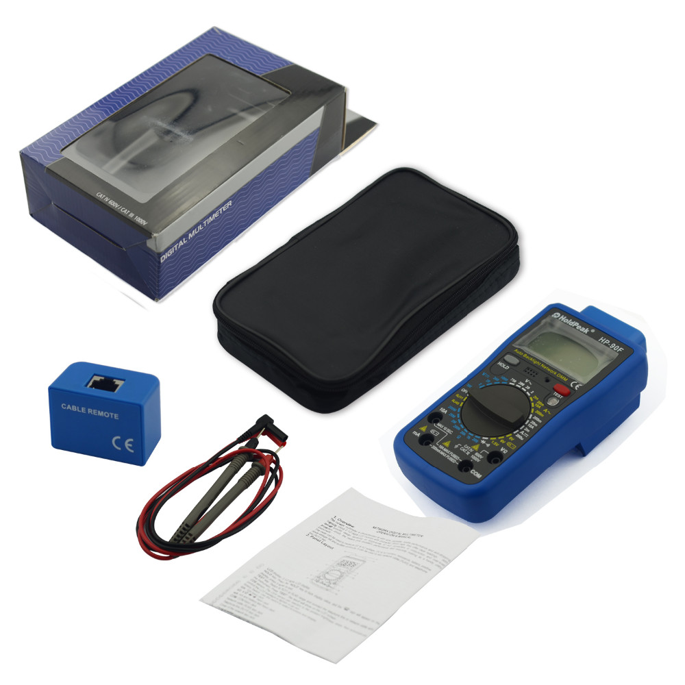 Custom multimeter tester sale analyze factory for physical-5