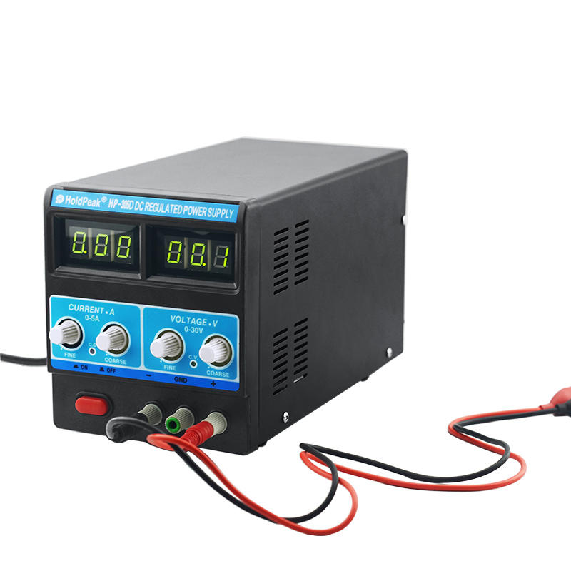HoldPeak led ad dc power supply for business for smelting