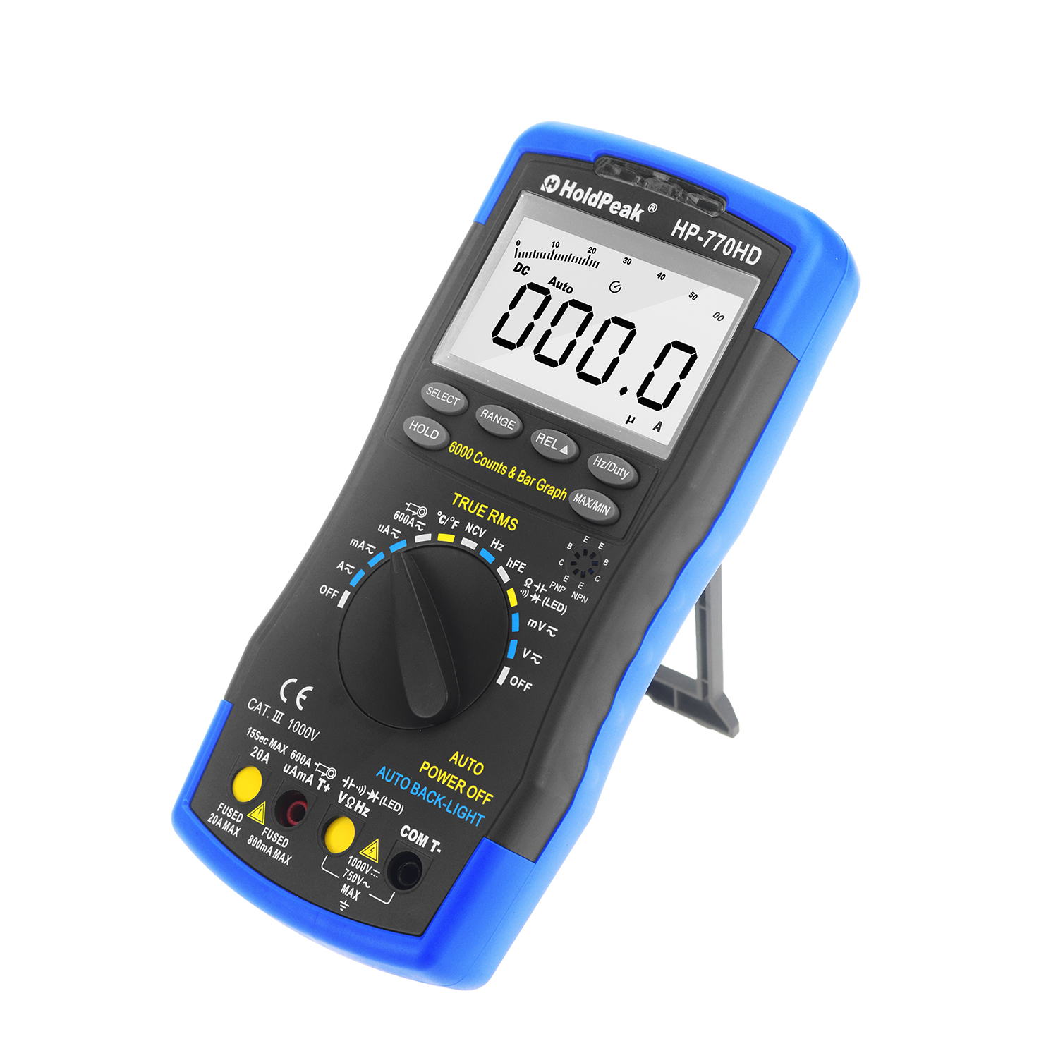 slim size,portable,stable performance,HP-770HD-measuring instruments supplier- digital measurement i