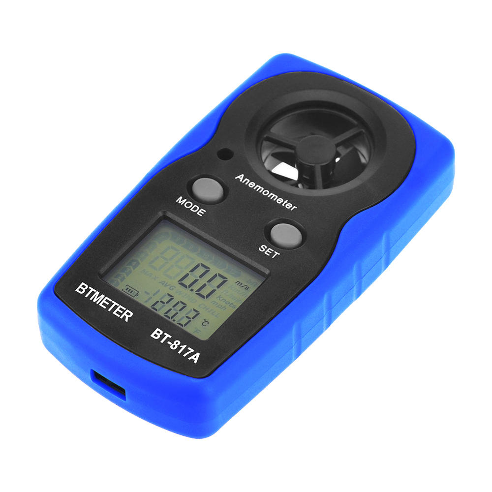 hand held wind meter hp846a for communcations HoldPeak