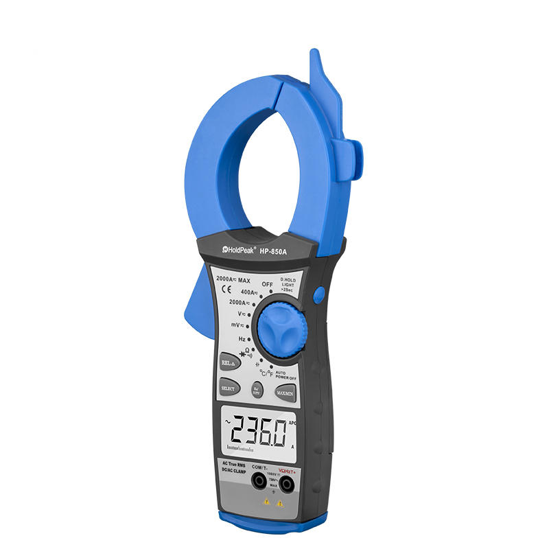 clamp meter  AC&DC digital clamp meter HP-850A