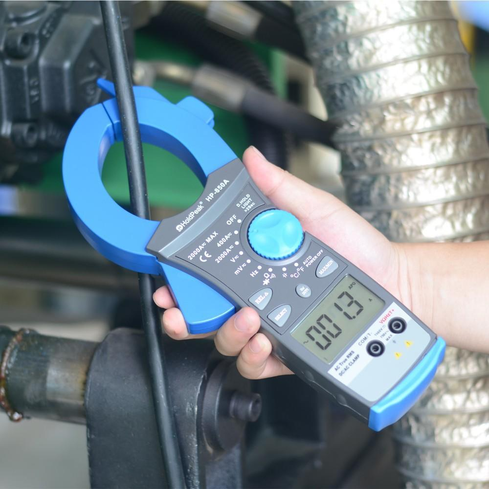 HoldPeak stable tester clamp meter Suppliers for communcations for manufacturing