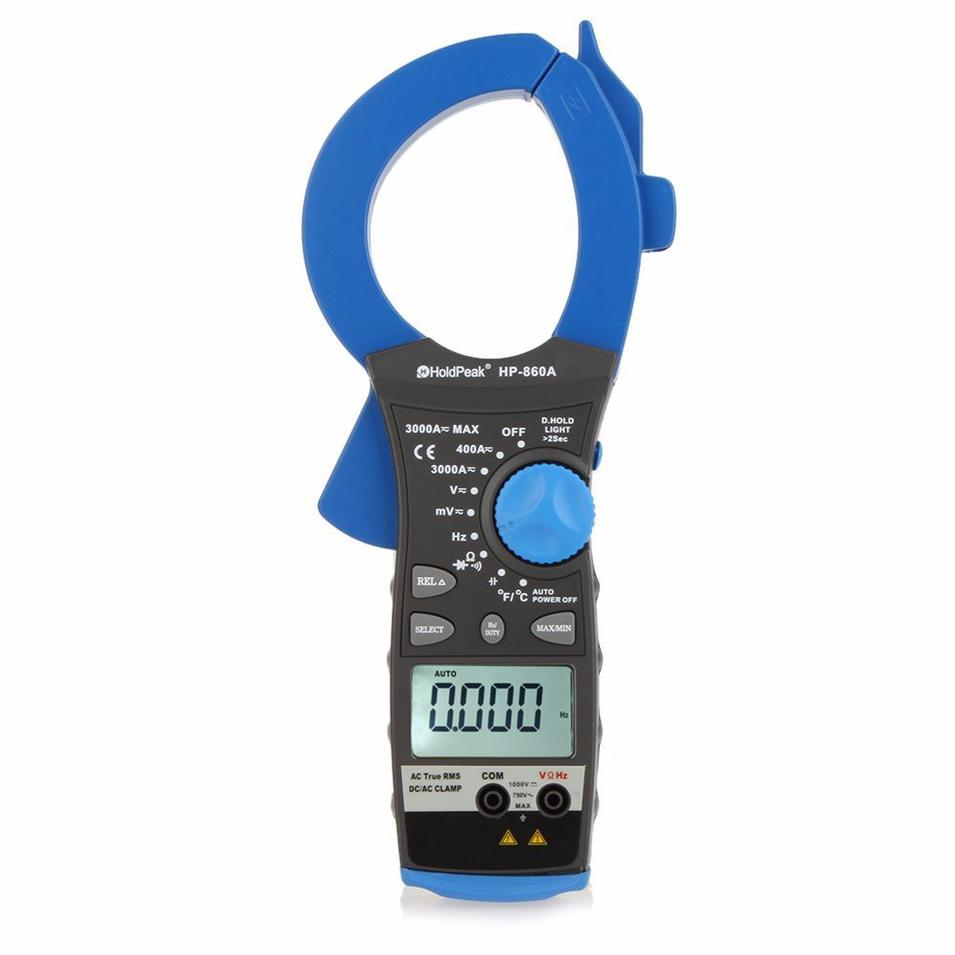 digital clamp multimeter ,clamp meter for digital HP-860A