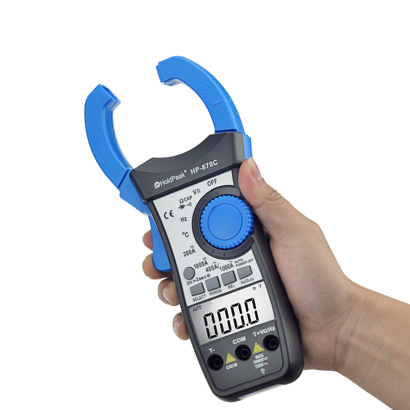 competetive price clip on meter working principle 500v for business for electricity chemical industries-4