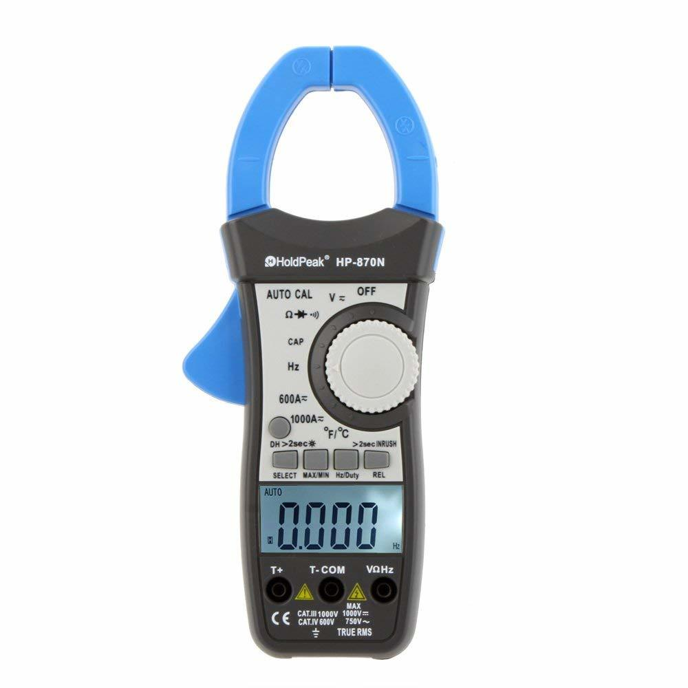 digital clamp meter,  digital multimeter clamp meter HP-870N