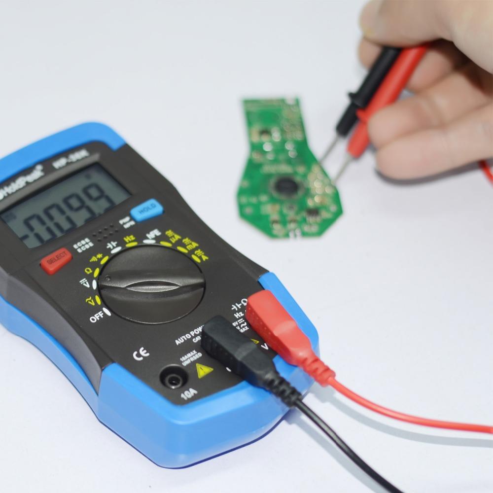 Handheld Multimeter Insulation Tester for resistance,capacitance ,inductance HP-4070L