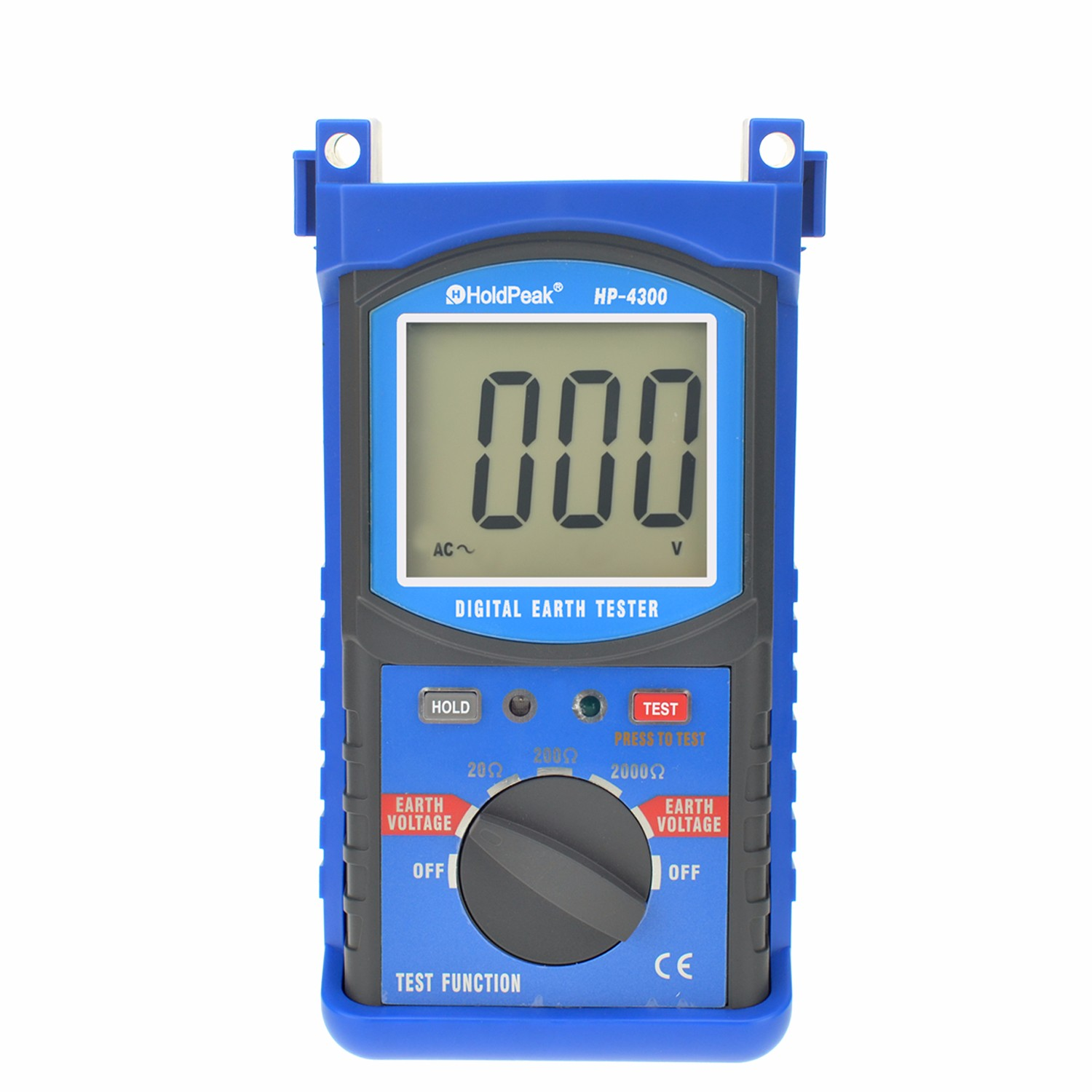 product-digital earth tester, good quantity earth resistance tester HP-4300-HoldPeak-img