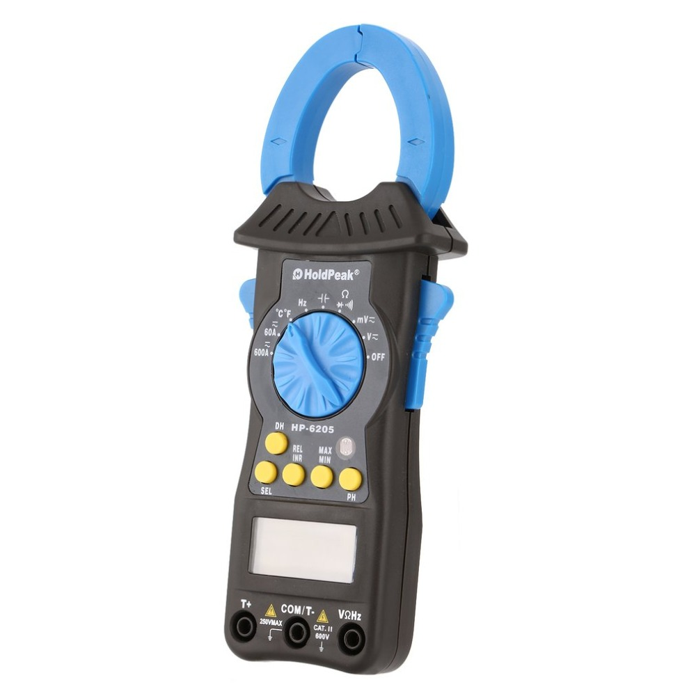 HoldPeak 860n lap digital clamp meter 600a for business for national defense-6