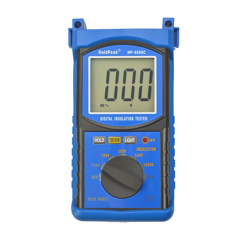 insulation tester ,  insulation monitor,HP-6688C