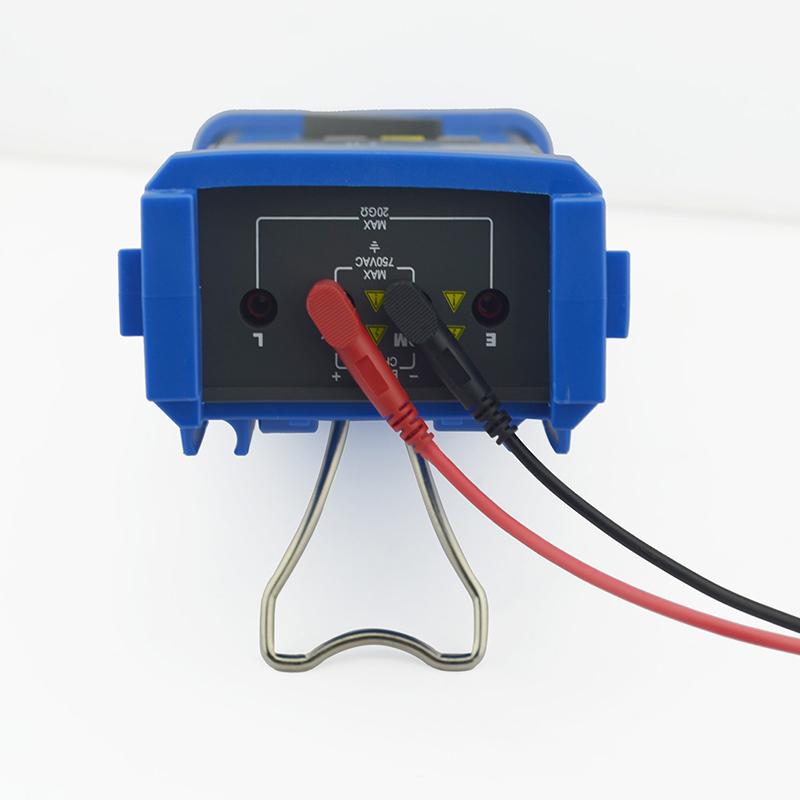 HoldPeak professional insulation resistance meter measurement for repair-4