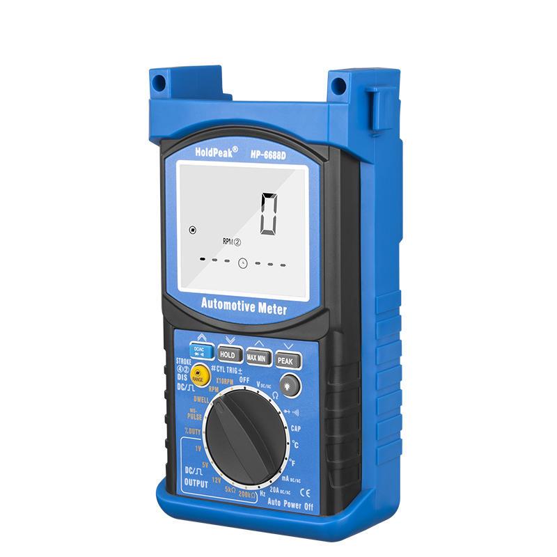 car diagnostic scanner, digital engine analyzer  all for car repair HP-6688D
