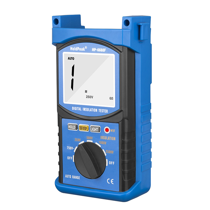 insulation tester , portable insulation resistance tester HP-6688F