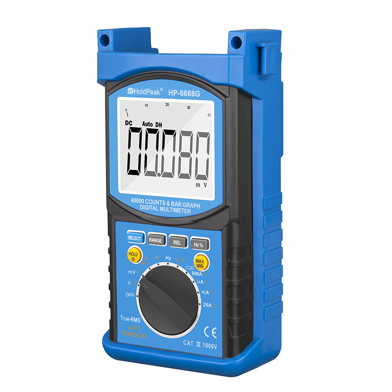 product-insulation tester , portable insulation resistance tester HP-6688G-HoldPeak-img