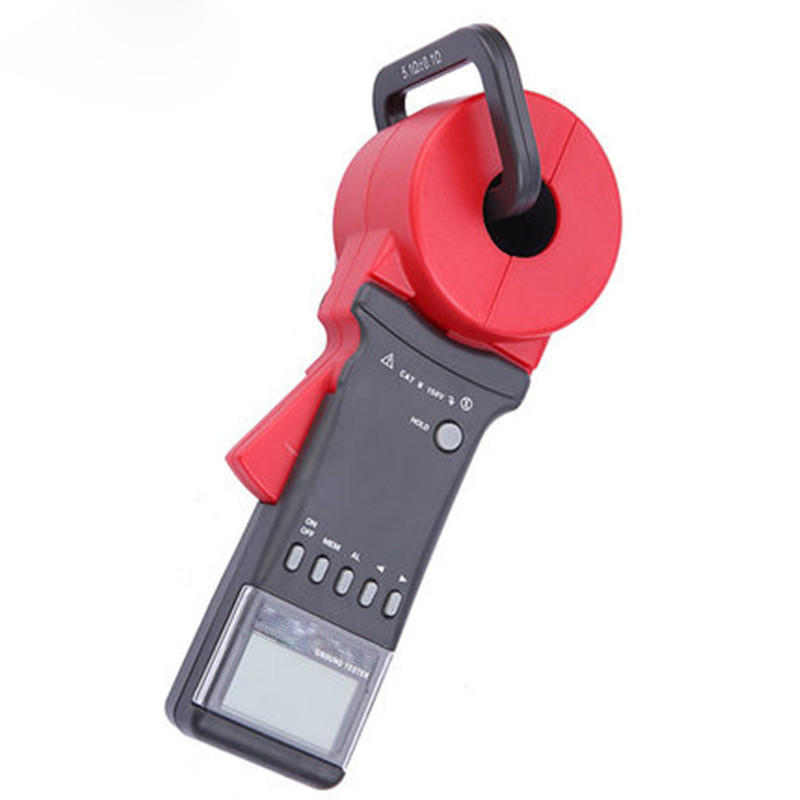 Clamp Earth Resistance Tester, Clamp On Ground Resistance Tester  HP-7000