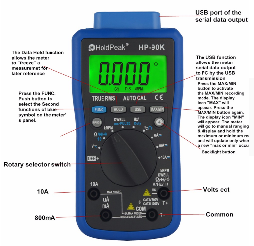 automotive engine analyzer hp770k Suppliers for measurements